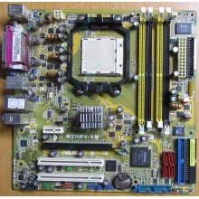 Материнская плата Asus M2NPV-VM socket AM2 (без задней планки-заглушки) - Армавир
