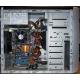 4 ядерный компьютер Intel Core 2 Quad Q6600 (4x2.4GHz) /4Gb /160Gb /ATX 450W вид сзади (Армавир)