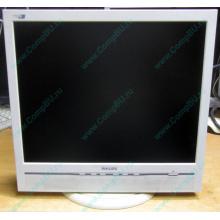 "Б/У монитор 17"" Philips 170B с колонками и USB-хабом в Армавире, белый (Армавир)"