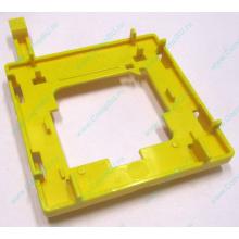 Жёлтый держатель-фиксатор HP 279681-001 для крепления CPU socket 604 к радиатору (Армавир)