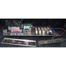 Материнская плата Asus P4PE (FireWire) с процессором Intel Pentium-4 2.4GHz s.478 и памятью 768Mb DDR1 Б/У (Армавир)