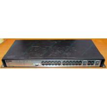 Б/У коммутатор D-link DES-3200-28 (24 port 100Mbit + 4 port 1Gbit + 4 port SFP) - Армавир