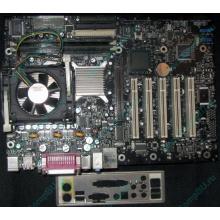 Материнская плата Intel D845PEBT2 (FireWire) с процессором Intel Pentium-4 2.4GHz s.478 и памятью 512Mb DDR1 Б/У (Армавир)