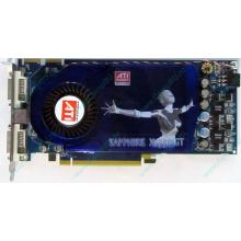 Б/У видеокарта 256Mb ATI Radeon X1950 GT PCI-E Saphhire (Армавир)